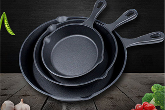How to Smooth Cast Iron Skillet?