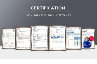 Testing Certification