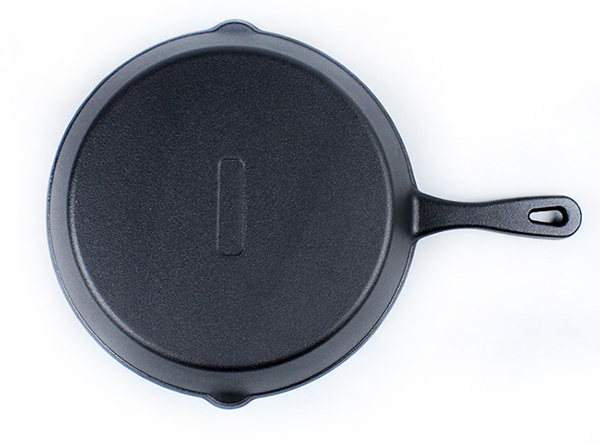 Pre-Seasoned Cast Iron Skillet 3 Pieces Set