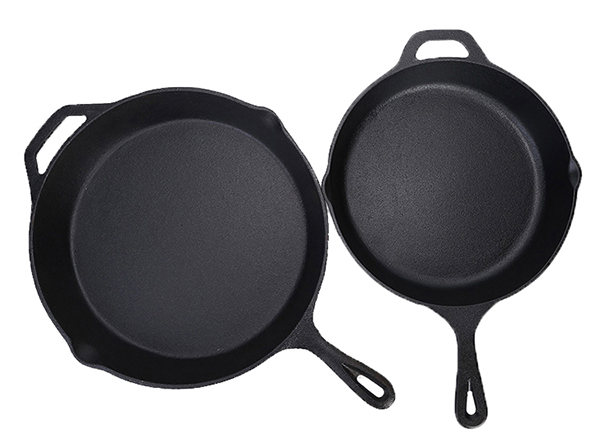 Hot sale 12 inch Cast Iron Skillet Fry Pan