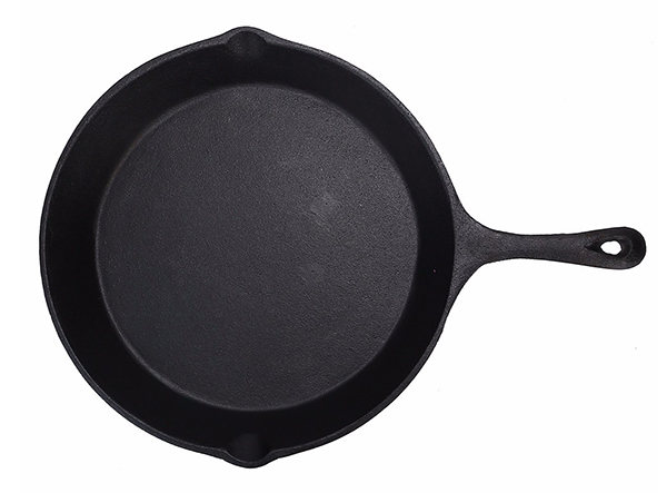 Preseasoned Cast Iron Frying Pans