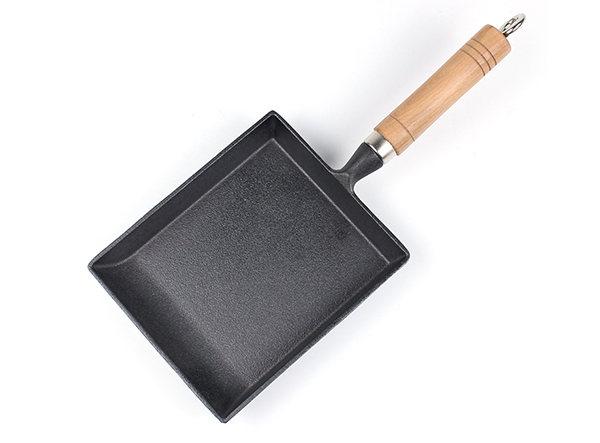 portable mini cast iron skillet