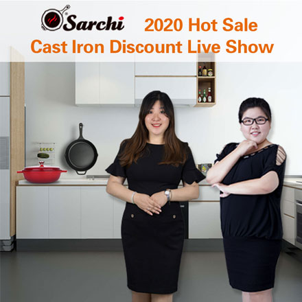 Sarchi Cast Iron New Product Launch