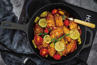 What We Look for in a Quality Cast Iron Frying Pan?